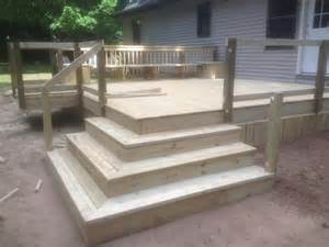 Corner Deck Stairs Design Deck With Corner Stairs And Grill Bump Out Pro Construction Forum Be The Pro