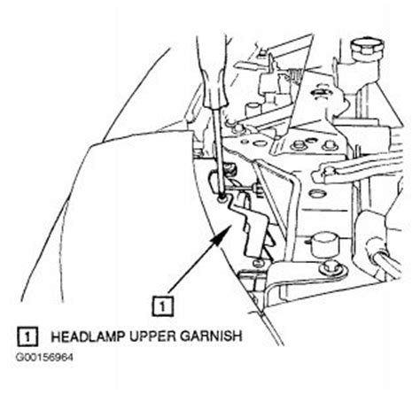 service manual [how to remove headlight 1993 geo storm