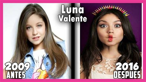 imagenes de soy luna antes y despues soy luna antes y despu 233 s before and after 2016 youtube