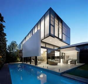 Contemporary by Contemporary Good Residence In Melbourne Australia