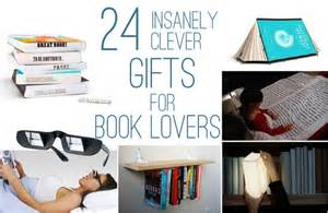 gift ideas books 24 insanely clever gifts for book