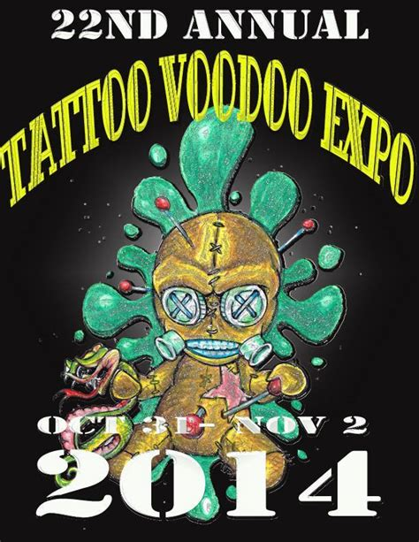 tattoo voodoo expo new orleans tattoo voodoo expo october 2014