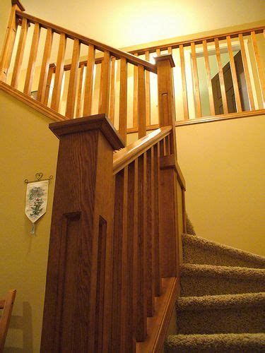 banister styles banister craftsman style craftsmans bungalows and foursquares