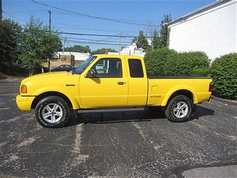 buy used 2003 ford ranger edge ,ext cab 4door , automatic