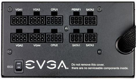 Psu Power Supply Evga 850gq 850 Gq Gold Resmi evga articles evga 1000 850 750 and 650 gq power