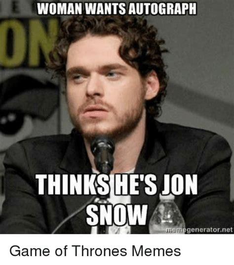 Jon Snow Meme - 24 jon snow memes that will convince you that he knows