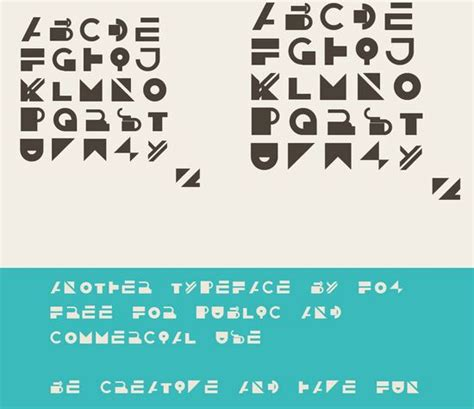 collection of excellent fonts from deviantart artatm