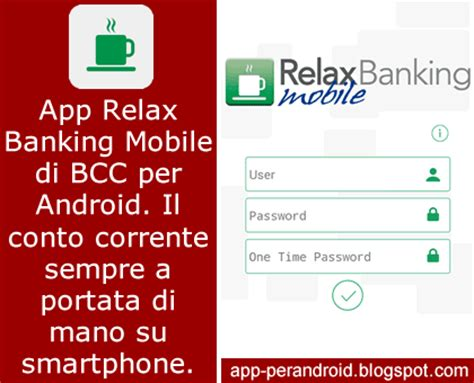 cras relax banking app per android
