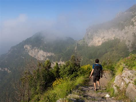 along with the gods budget hiking the path of the gods and the amalfi coast on a budget