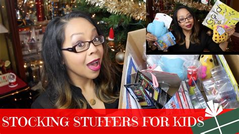 Giveaway Ideas For Kids - stocking stuffer ideas for kids giveaway mommytipsbycole youtube