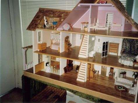 biggest doll houses how to build a big dollhouse dollhouse pinterest dollhouses design and how to build