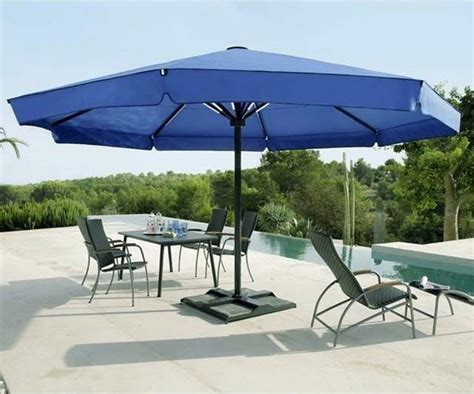Large Patio Umbrellas For Comfort Outdoor Patio Ayanahouse Large Patio Umbrellas