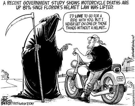 The cost of repealing mandatory motorcycle helmet laws
