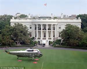 White House Marines by X Marks The Spot How Coasters Guide Marine One In