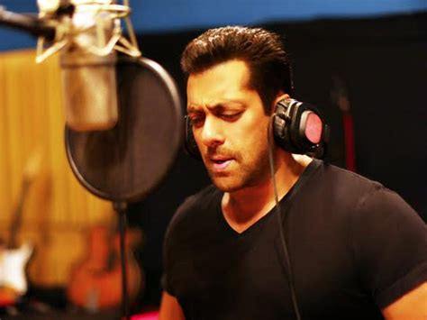 best of salman khan songs salman khan releases song a day early on