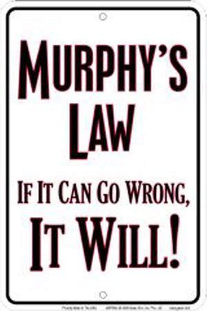 amazenglish: murphy's laws