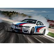 Drifting BMW M4 Is A Sight To Behold