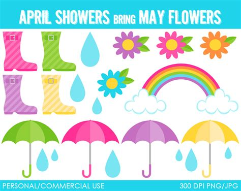 April Showers Bring by April Showers Free Clipart April Showers Bring May Flowers