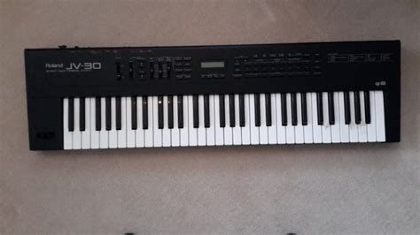 Keyboard Roland Jv30 Roland Jv 30 For Sale In Bayside Dublin From Alicano