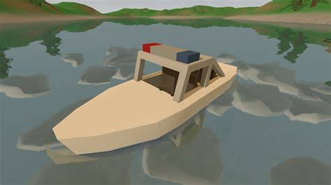 boats unturned police launch unturned bunker wiki fandom powered by wikia