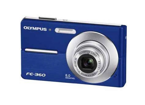olympus fe 360 digitalkamera silber de kamera