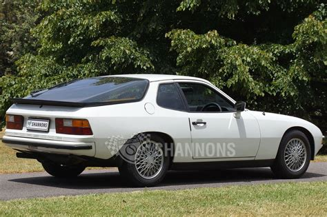 Porsche 924 Turbo by Sold Porsche 924 Turbo Coupe Auctions Lot 29 Shannons