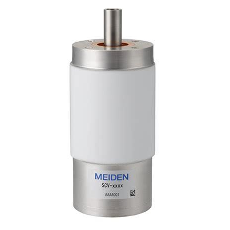 vacuum capacitor catalog vm series up to 100 arms 13 56 mhz vacuum capacitors meidensha corporation