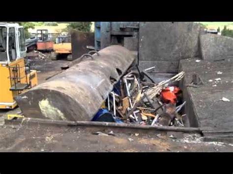 Lu Rem Mobil lindemann 600 ton baler shear
