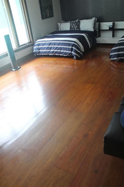 Wood Flooring Philippines by Narra Planks Wood Flooring With Walnut Stain