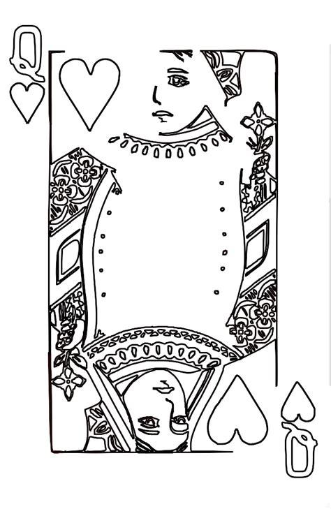 queen of hearts clip art 69