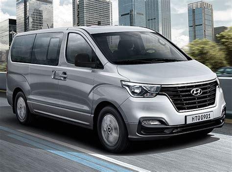 2019 Hyundai Starex by Hyundai Grand Starex 2019