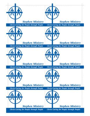 ministry business card templates stephen ministry business cards downloadable resources