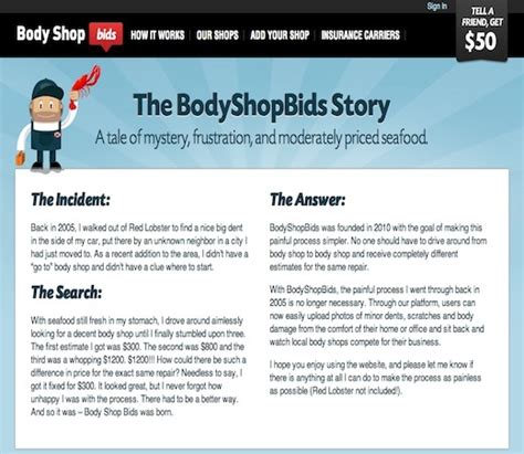 About Us Section Of Website Exles by 10 Tips To Craft A Sizzling E Commerce About Us Page