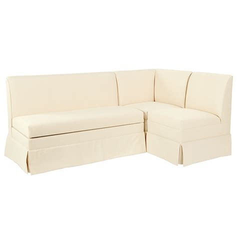 ballard designs l shades coventry sectional corner bench 48 quot bench and 20 quot bench ballard designs