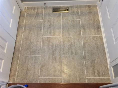 traffic master ceramica vinyl groutable tile in