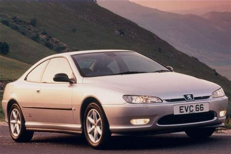 peugeot 406 coupe 2003 peugeot 406 coupe 1997 2003 used car review car