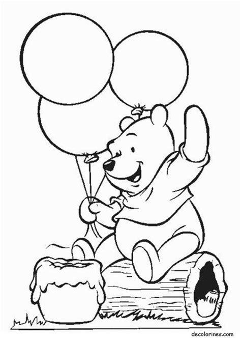 imagenes de winnie pooh para colorea imagen para colorear de ni 241 os buscar con google