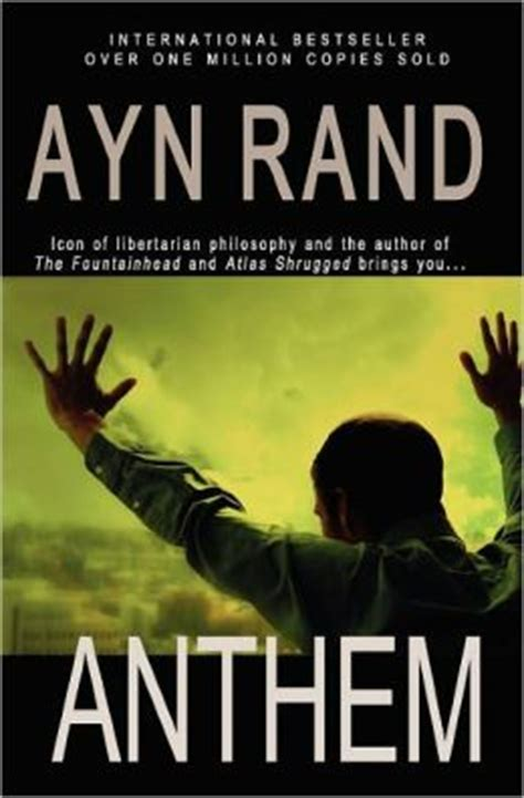 anthem books anthem by ayn rand 9781451578157 paperback barnes