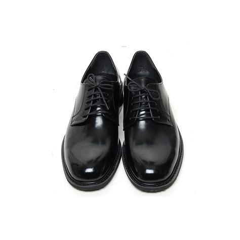 mens wrinkle toe lace up black dress shoes