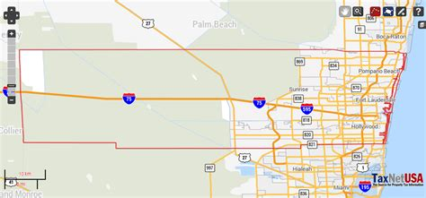 Broward County Florida Search Broward County Florida Property Search And Interactive Gis Map