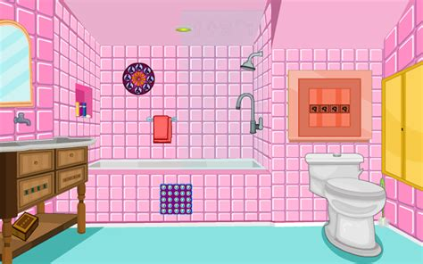 play 1 bathroom 3d escape messy bathroom android apps on google play