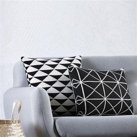 coussin de decoration pour canape 10 coussins pour un salon scandinave cocon de d 233 coration