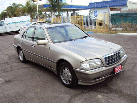 mercedes c230 kompressor 1999 used cars for sale oodle marketplace