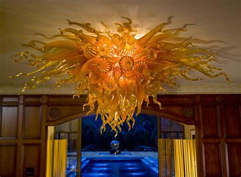 custom chandeliers robert kaindl custom chandeliers glass artist