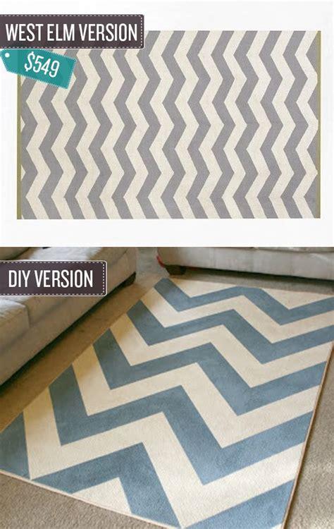 west elm chevron rug 24 west elm hacks diy carpet chevron carpet and paint