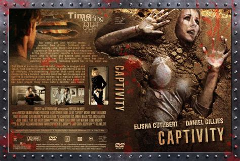 captivity dvd custom covers 3087captivity dvd covers
