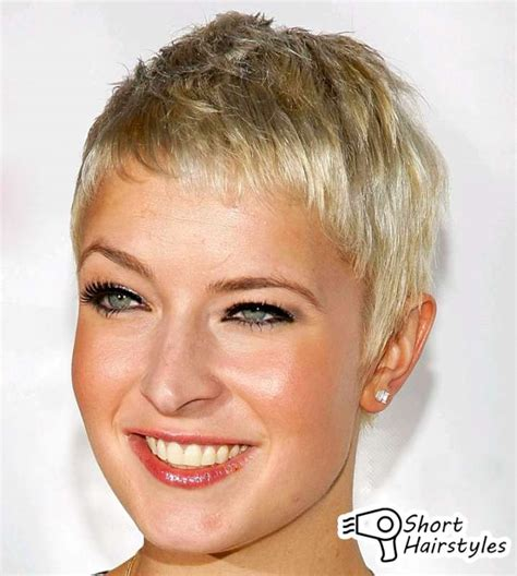 Short Hairstyles After Chemo | pictures of hairstyles for thinning hair due to chemo