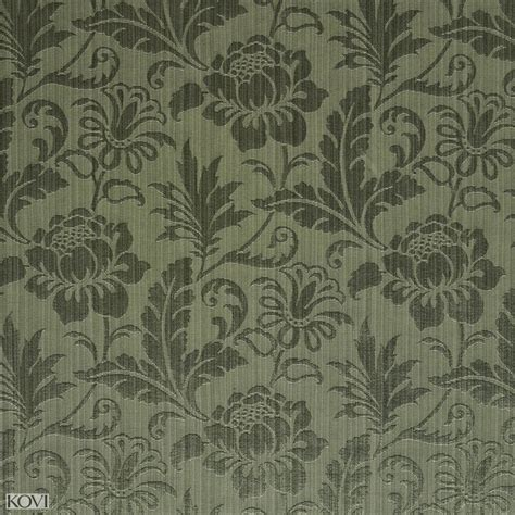 leaf pattern upholstery fabric sage green tone on tone floral and leaf damask upholstery