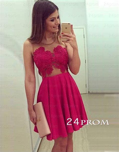 Ij Rc Afika Dress sweetheart chiffon prom dresses homecoming dresses 24prom