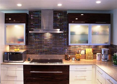 colorful kitchen backsplash tiles decoist